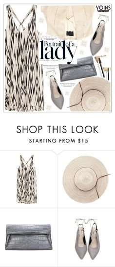 """Yoins"" by teoecar ❤ liked on Polyvore featuring Alexander Wang, Inez & Vinoodh and Yves Saint Laurent"