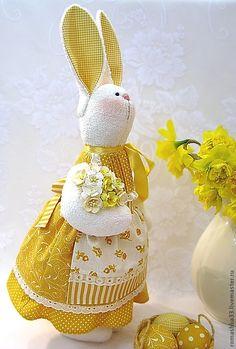 Купить Солнечная Зайка - Пасха, пасхальная зайка, Пасхальный кролик, пасхальный заяц, пасхальный подарок