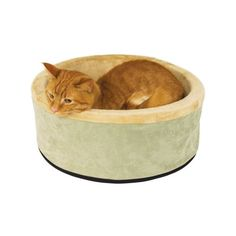 Sage Thermo Kitty Heated Nest Dog Bed