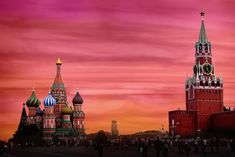 Very Red Square!