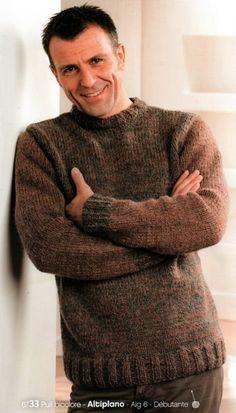pull homme tricot modele gratuit - Recherche Google