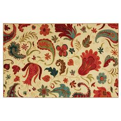 Mohawk Home Tropical Acres Rug - 8' x 10' (Multicolor)