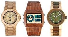 These are wooden watches they have been connected (head and wooden strap) These are a cool way to have a connect project