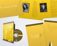 Livret et jaquette DVD