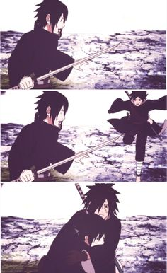 Izuna and madara uchiha   ♡ Brothers ♡