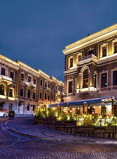 Akaretler, Istanbul