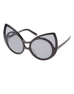 Linda Farrow | Linda Farrow Cat Eye Sunglasses at ASOS