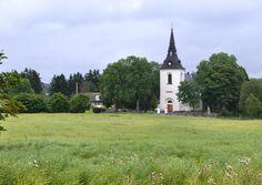 Vasteras Sweden - my ggGrandfather's church