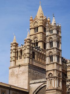 Cathedral of Palermo, Palermo, Sicily, Italy