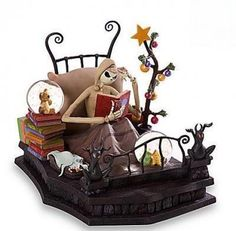 Christmas-from the Nightmare before Christmas figurine