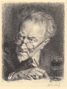 MAX ŠVABINSKÝ (1873–1962) Selfportrait