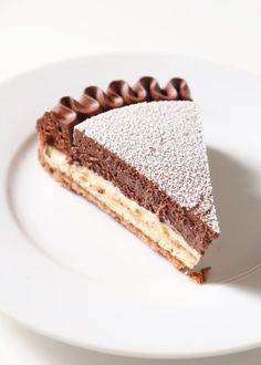 Polish Desserts, No Cook Desserts, Vegan Dessert Recipes, Sweet Desserts, Brownie Recipes, Easy Desserts, Sweet Recipes, Bread Cake, Brownie Cake