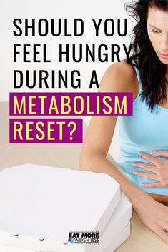 On your metabolic reset you're no longer restricting food groups and learning to include new foods.but at tmes, you feel so out of control it scares you! Gain Muscle, Build Muscle, You Fitness, Fitness Goals, Diet Plateau, Metabolic Reset, Post Baby Workout, Feeling Hungry, Good Fats