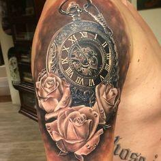 Eugen Mahu @needlearttattoo #realistictattoo #tattoo #tattooart #gorinchem #TattooArtist