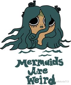 The Marvelous Misadventures of Flapjack Mermaids Are Weird