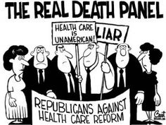 Death Panels: The Lie that Won't Die - Conservatives have been using a 10-year-old child in need of an organ transplant as a prop for their latest lies about ObamaCare.