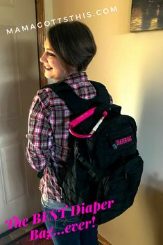 You probably think I'm crazy for admitting this but just wait until you see what I have to say. A few months before H arrived, I started 'researching' diaper bags.