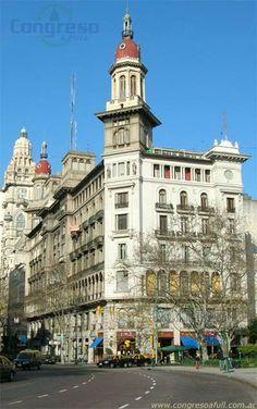 Edificio La Inmobiliaria | Cúpulas de Buenos Aires #argentina