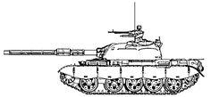 Type 59 Main Battle Tank (China)