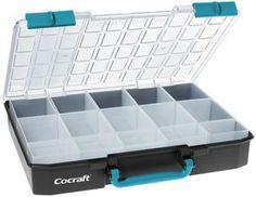 Cocraft Carry Lite sortimentsskrin