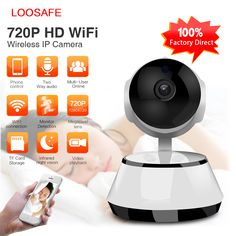 Cheap ptz ip cam, Buy Quality ip cam directly from China camera network Suppliers: LOOSAFE Wifi Security IP Camera Baby Monitor Wifi Wireless IR-Cut Night Vision Home Surveillance CCTV Camera Network PTZ IP Cam Wireless Home Security Cameras, Wireless Ip Camera, Wifi, Dvr Cctv, Cctv Monitor, Home Cctv, Home Surveillance, Baby Monitor, Night Vision