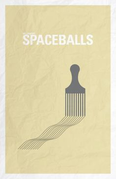 """Spaceballs minimalist movie poster"" by Hunter Langston, Detroit // Spaceballs minimalist movie poster // Imagekind.com -- Buy stunning fine art prints, framed prints and canvas prints directly from independent working artists and photographers."