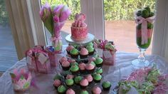 what could possible be better than a lilly themed party?