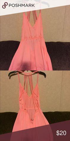 Victoria's Secret Sleeping lingerie Peach in color Victoria's Secret Sleeping lingerie. Brand New Never Used Great Condition ! Great buy ! Victoria's Secret Intimates & Sleepwear Pajamas