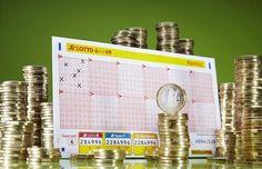 Garantie für den Lottospieler Casino Party, Monopoly, Club