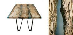 Unique Chimenti Table Inspired By Venice