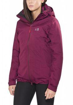 Millet Outdoorjacke  LD Cross Mountain 3in1 Jacket Women - http://www.jackenonline.shop/jacke/millet-outdoorjacke-ld-cross-mountain-3in1-jacket-women/