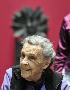 Leonora Carrington, later in life
