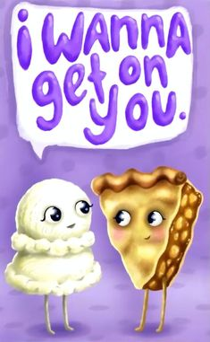 30 Adorably Naughty Things To Send To Your Significant Other Funny Food Puns, Food Jokes, Punny Puns, Cute Puns, Cute Memes, Food Humor, Cute Quotes, Awesome Quotes, Food Cartoon