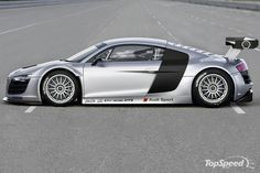 2009 Audi R8 GT3