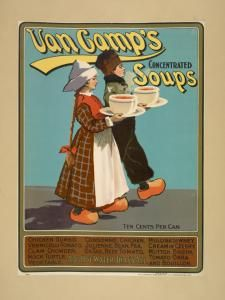 Van Camp's concentrated soups. (1895-1917)