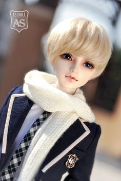 Jimmy - AS- 1/3 Youth(58-61cm) Angell Studio En ___ He's so cute!