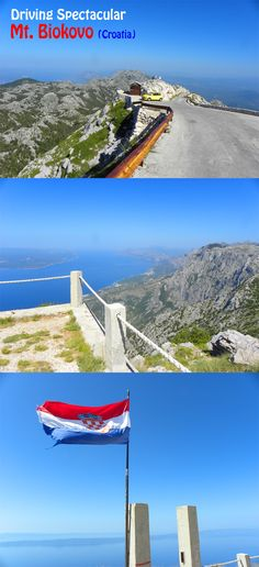 Some of the most spectacular views in Croatia - and you can drive up to see them. More: http://bbqboy.net/driving-spectacular-mt-biokovo-croatia/ #biokovo #makarska #croatia