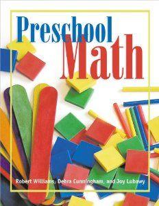 Preschool Math: Robert A Williams, Joy Lubawy: 9780876590003: Amazon.com: Books