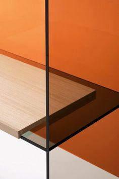 sustantivopropio:  Thermo welded glas by Ronan & Erwan Boroullec for Glas Italia