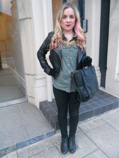 Leeds Street Style: Day 3 // Photography by Grace Johnson