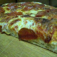 Quick Pizza Dough