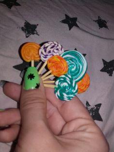 #handemade #lolipop #decorations