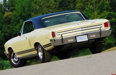 1967 Beaumont SD396 - Sold by GM of Canada - The SD (Sport Deluxe) models were equivalent to the Chevrolet Chevelle Super Sport trim level