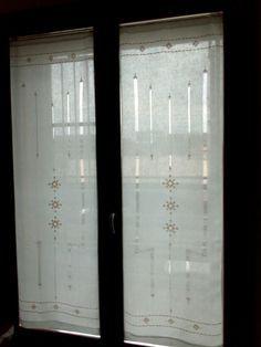 Crochet Curtains, Window Dressings, Cutwork, Window Coverings, Window Curtains, Drapery, Needlework, Windows, Embroidery