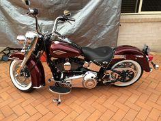 Classic Harley Davidson, Moto Bike, Goa, Motorcycles, Beautiful, Motorbikes, Crotch Rockets, Choppers