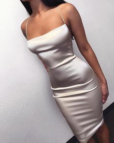 Spaghetti Strap Crisscross Backless Dress Shop- Women's Best Online Shopping - Offering Huge Discounts on Dresses, Lingerie , Jumpsuits , Swimwear, Tops and More. Hoco Dresses, Satin Dresses, Tight Dresses, Pretty Dresses, Homecoming Dresses, Sexy Dresses, Casual Dresses, Evening Dresses, Formal Dresses