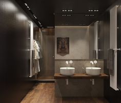 Woodstones Bathroom | Boris Stupak