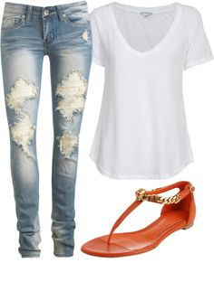 """Sin título #210"" by rooxye on Polyvore"