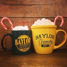 Hot chocolate, Baylor-style. #SicEm