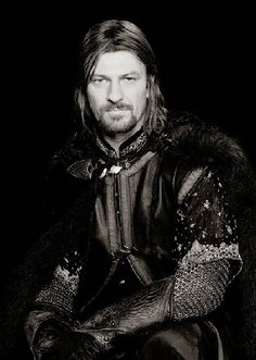 """Sean Bean as Eddard Stark - """"Game of Thrones"""" Eddard Stark, Ned Stark, Game Of Thrones Cast, Sean Bean, Winter Is Coming, Middle Earth, Lord Of The Rings, The Hobbit, Lord"""